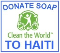 Haiti Needs Soap